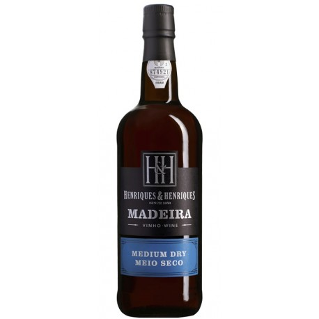 Henriques & Henriques Medium Dry Madeira