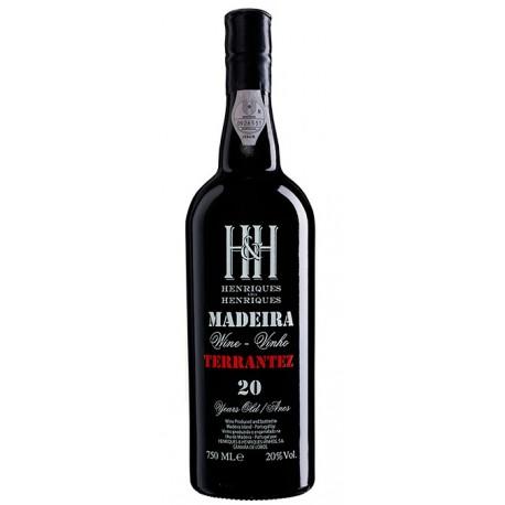 Henriques & Henriques Terrantez 20 Ans Madeira