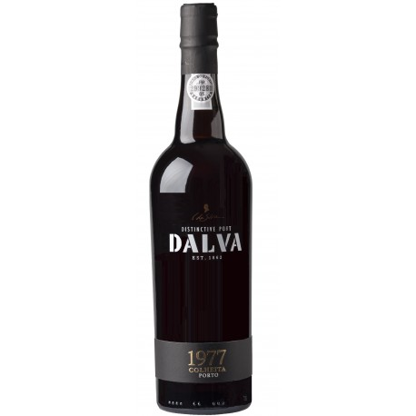 Dalva Colheita Tawny Port 1977