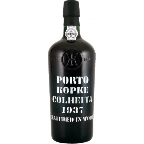 kopke Colheita Porto 1937