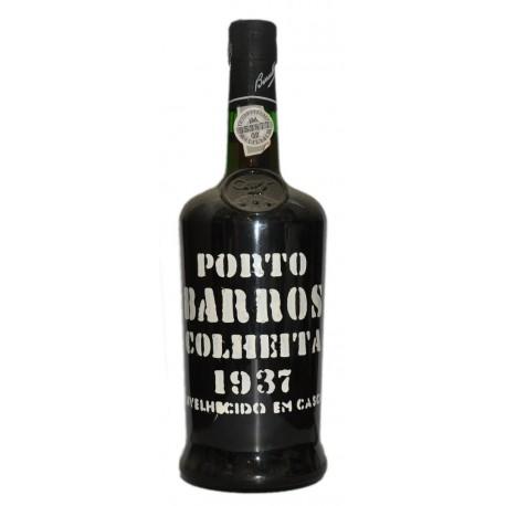 Barros Colheita Tawny Porto 1937