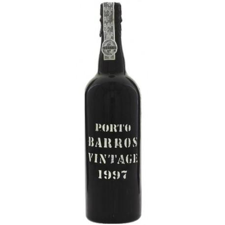 Barros Vintage Port 1997