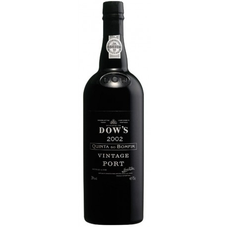 Dow's Quinta do Bomfim Vintage Port 2002
