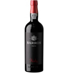 Barros Ruby Port 75cl
