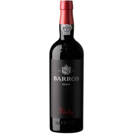 Barros Ruby Port 75cl