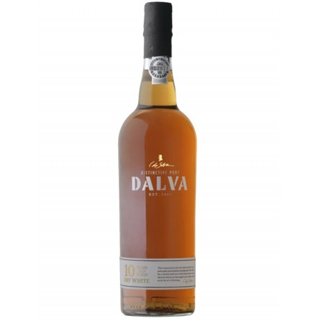 Dalva 10 Years Old Dry White Port