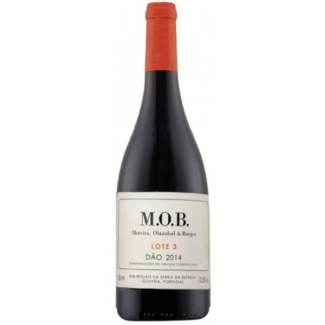Quinta do Corujão M.O.B Lote 3 Red Wine