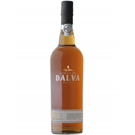 Dalva 20 Years Old Dry White Port