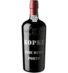 Kopke Fine Ruby Vin de Porto 75cl