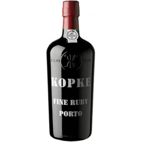 Kopke Fine Ruby Vinho do Porto 75cl