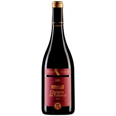 Quinta da Falorca Touriga Nacional Red Wine 2003 75cl