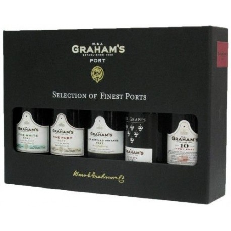 Port Miniatures Graham's