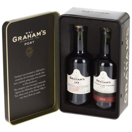 Port Miniatures Graham's 2 X 5cl