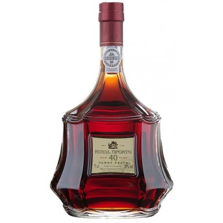 Royal Oporto 40-Year-Old Tawny Port 75cl