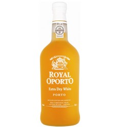 Royal Oporto Extra Dry White Port 75cl