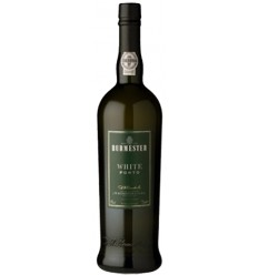Burmester White Port Wine Single Bottle 75cl