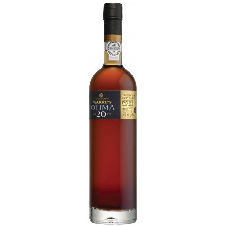 Warre's Otima 20-Year-Old Tawny Port 50cl