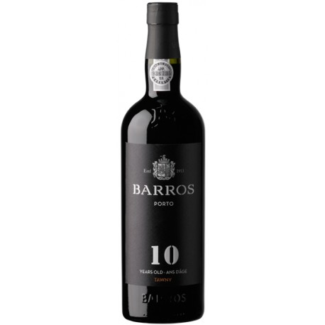 Barros 10 Year Tawny Port 75cl