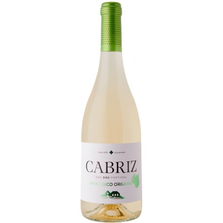 Cabriz Organic White Wine 2016 75cl