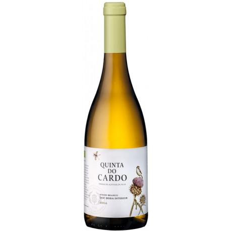 Quinta do Cardo Organic White Wine